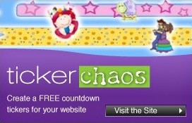 ticker chaos logo