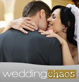 wedding chaos logo